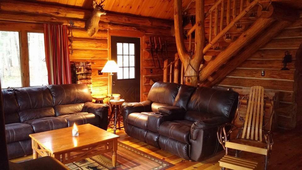 Delicieux Walhalla Log Cabin